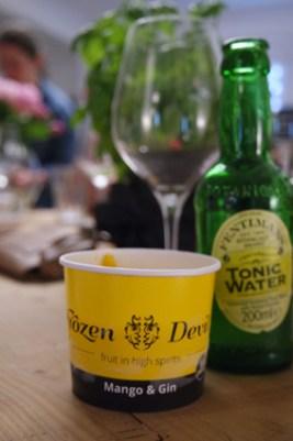 Tasting Bonn Bad Godesberg Gin Rum Early Bird Café Shop