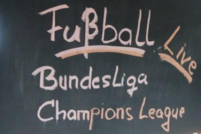 Kenipe Fußball Konferenz Champions League Bonn