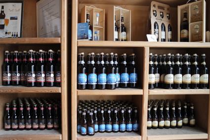 Brasserie de 2 caps Wissant Craft Beer Pas de Calais Picardie Christoph Noyon Blanche de Wissant