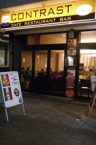 Café Contrast Bonn Bad Godesberg Tipps ausgehen Bier Godesberg Gambas all you can eat