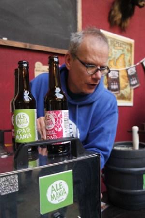 Fritz Wülfing Ale Mania Bonn Craft Beer Festival Düsseldorf Crafters Britische Biere Craftbier Rheinland