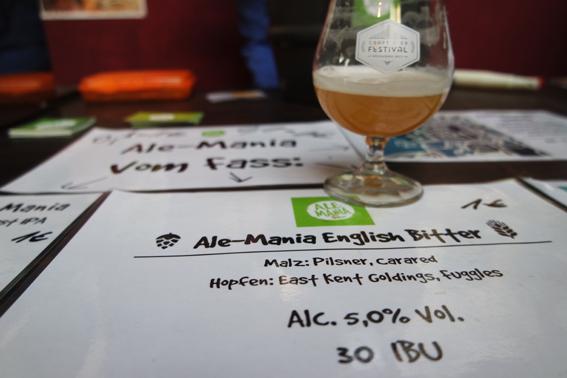 Ale Mania Craft Bonn Craft Beer Festival Düsseldorf Crafters Britische Biere Craftbier Rheinland