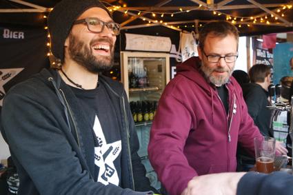 OH macht Bier Craft Beer Festival Düsseldorf Crafters Britische Biere Craftbier Rheinland