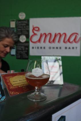 Emma Biere Craft Beer Festival Düsseldorf Crafters Britische Biere Craftbier Rheinland Braumeisterin in Deutschland