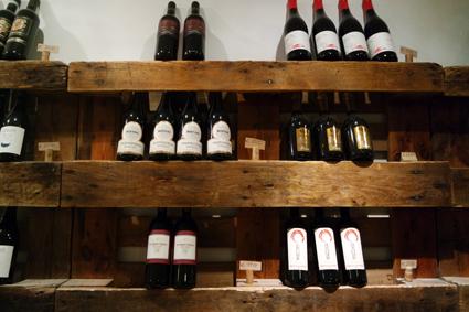 Il Cucinaio Weinbar Bistro Italiner Bonn Poppelsdorf italinisch essen in Bonn Wein Tipp