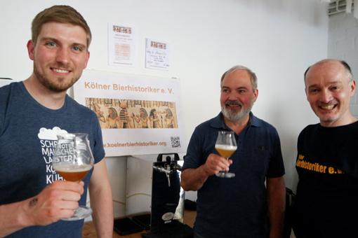 Kölner Bierhistoriker, Craft Beer NRW, Bonner Brauschau