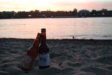 Rhein in Bonn Tipp für Paare romantisch