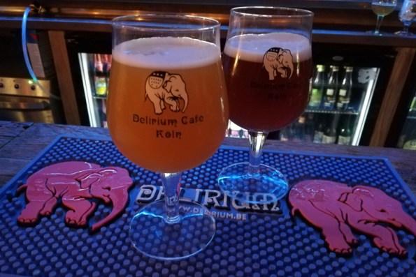 Craft Beer Köln Delirium Café Taphouse Cologne belgisches Bier Rheinland Köln Bonn Tipp gutes Bier Brauhaus