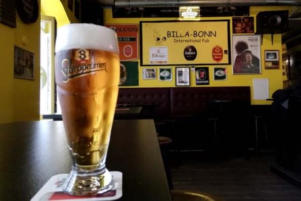 Billa Bonn urige Kneipe Bonn altstadt gut ausgehen in Tipp Tipps Bierkneipe Pub in Bonn what to do in Bonn where to drink in Bonn beste Kneipe Bonn bonn geht trinken Nachtleben Bonn Studentenkneipe australischer Pub
