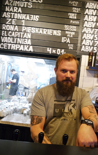 Zieme�u Enkurs Alus daritava Northern Anchor Brewery Riga Lativia Lettland Craft Beer Alus ar raksturu best brewery in Europe