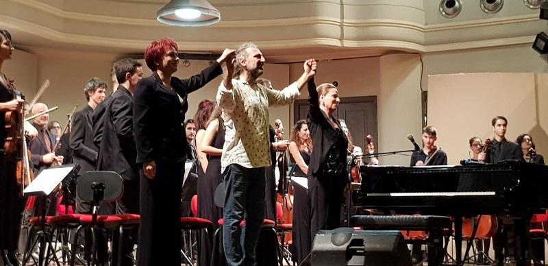 Stefano Bollani e Magister Harmoniae - finale