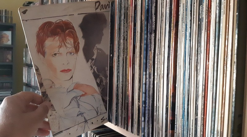 Scary Monsters - Davide Bowie