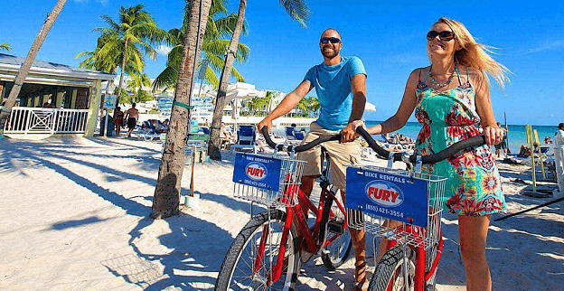 florida bike rentals business