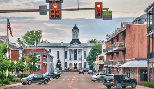 move to oxford mississippi