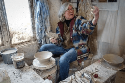 start your own pottery business persis gayle