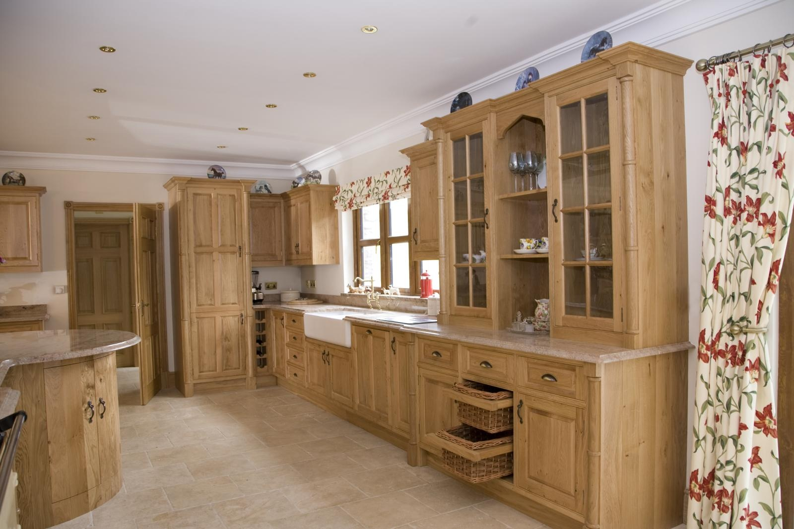 Oak Kitchen Bristol