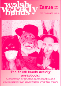 Welsh Bands Weekly scrapbook