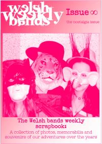 Welsh Bands Weekly scrapbook
