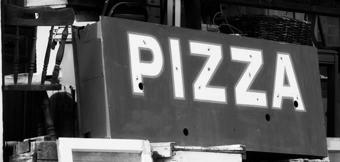 Ceridwen Pizza and Beer Night