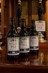 conwy brewery welsh pride beer