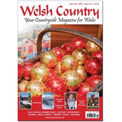 Welsh Country Magazine November December 2015