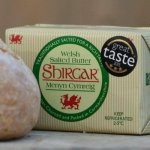 shirgar butter with bread