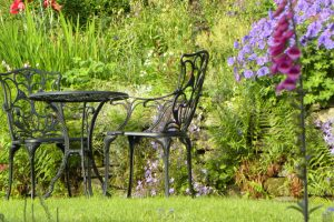 old post office garden open for national gardens scheme