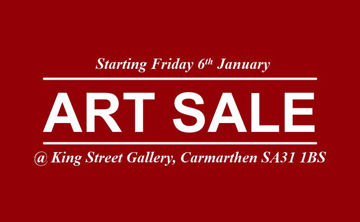 King Street Gallery Art Sale