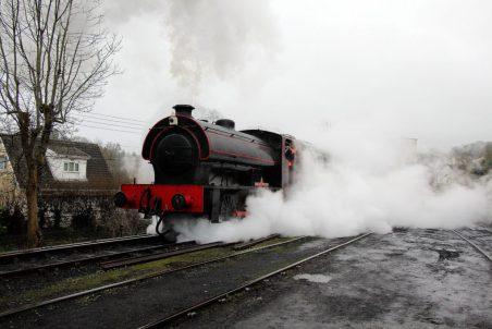 The Gwili Steam Railway