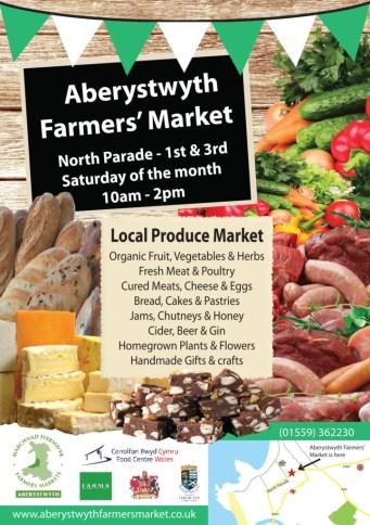 Aberystwyth Farmer's Market