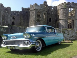 Pembrokeshire Coast Classic car rally