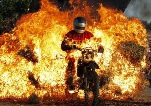 llanfyllin show motorbike