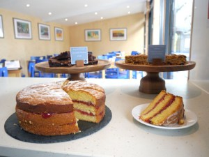 carew castle tearoom 3