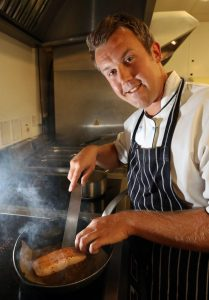 cambrian training chef mitchell