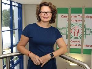 Cambrian Training Faith O'Brien