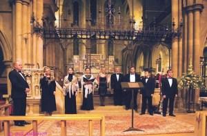 Voskresenije Choir