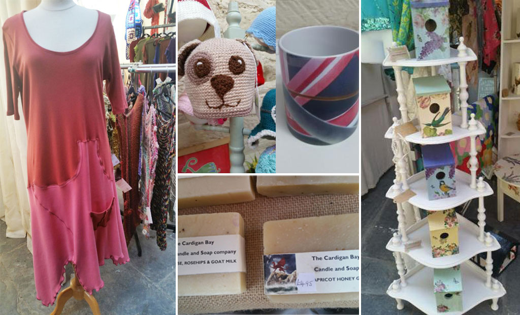 A celebration of crafts in Cardigan Market