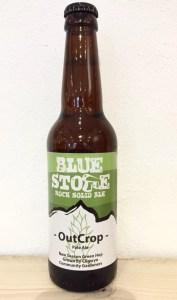 green hop beer bluestone brewing