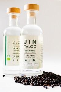 jin talog juniper gin