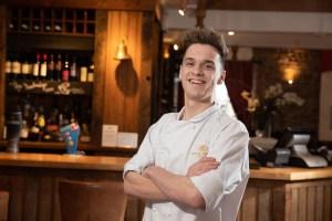 Daniel Britton - Welsh International Culinary Championships