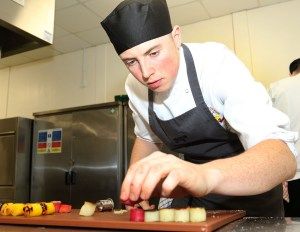 Oliver Thompson - Welsh International Culinary Championships