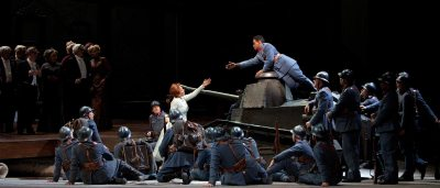 What's On in March - La Fille Opera