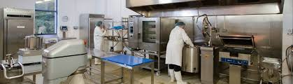 processing room at food centre wales