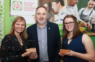 Cambrian Training Company Awards