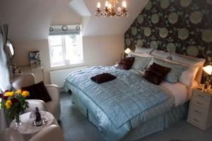one of y garth 's bedrooms