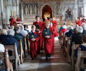 st davids cathedral festival choirboys