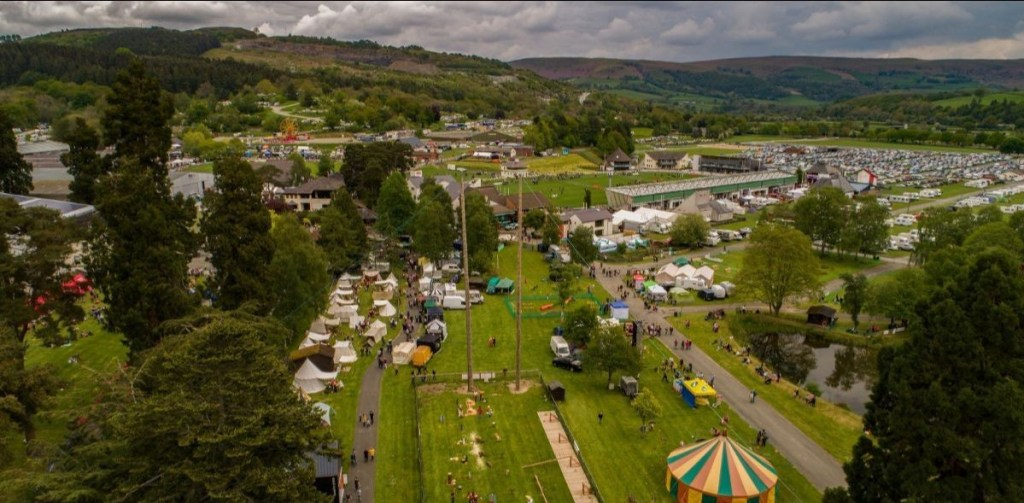 Royal Welsh Smallholding and Countryside Festival