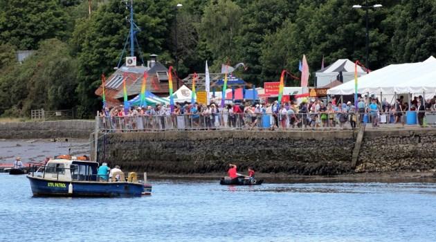 Cardigan River & Food Festival-River