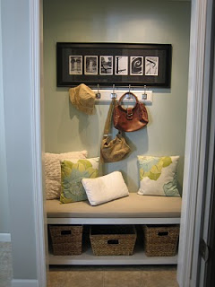 Closet Mudroom - House*Tweaking