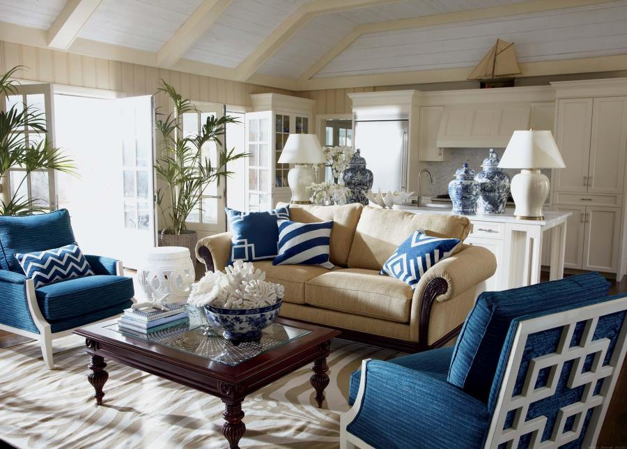 arranging furniture rule of three